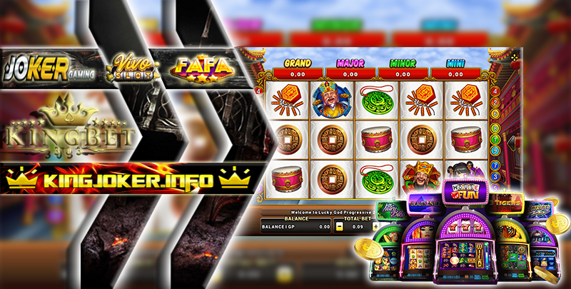 3 Teknik Legendaris Menang Game Slot Terbaru Joker123 & Vivoslot